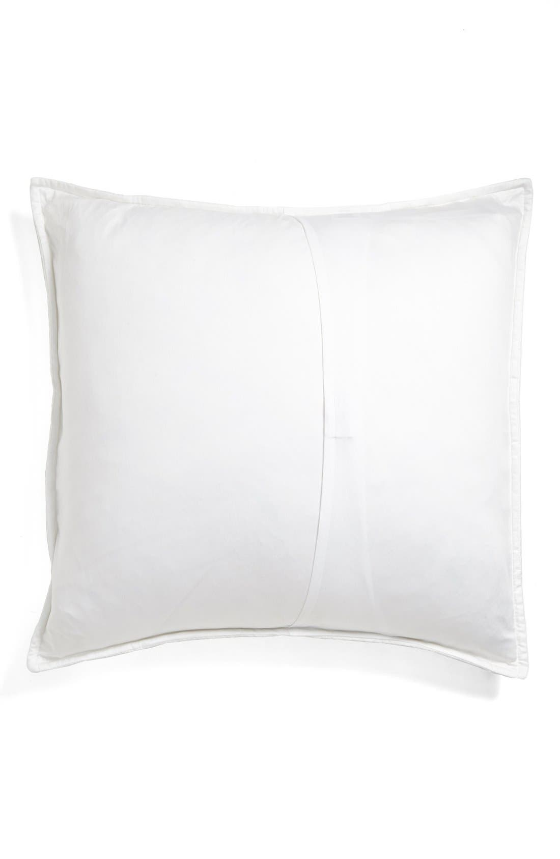 Alternate Image 2  - Vera Wang 'Double Diamond' Quilted Euro Sham