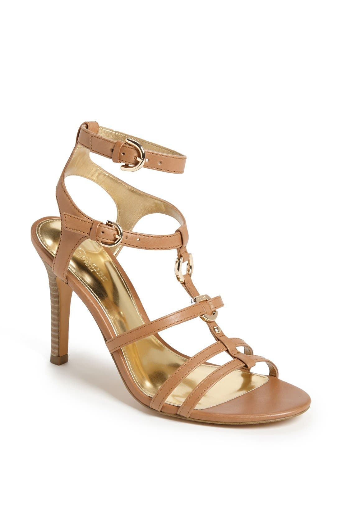 Alternate Image 1 Selected - COACH 'Hellen' Sandal