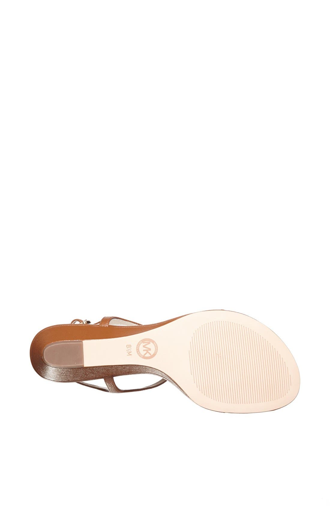 Alternate Image 4  - MICHAEL Michael Kors 'Hamilton' Thong Sandal