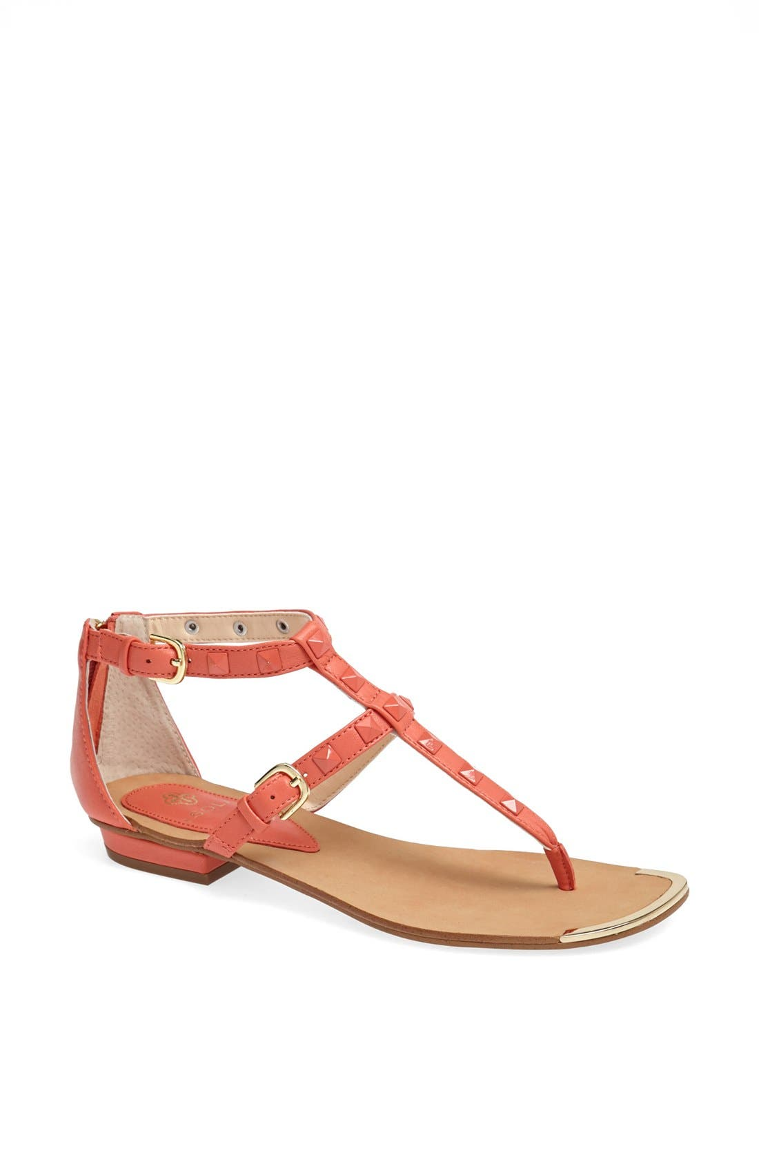 Alternate Image 1 Selected - Isolá 'Adie' Studded Leather Thong Sandal