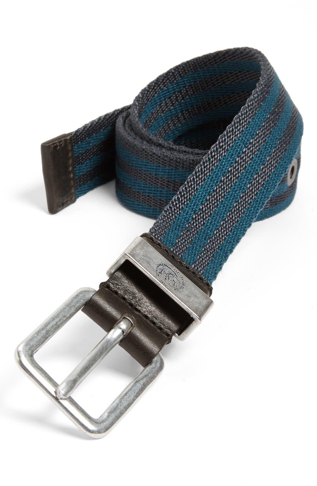 Alternate Image 1 Selected - DIESEL® 'Bigokhan' Belt
