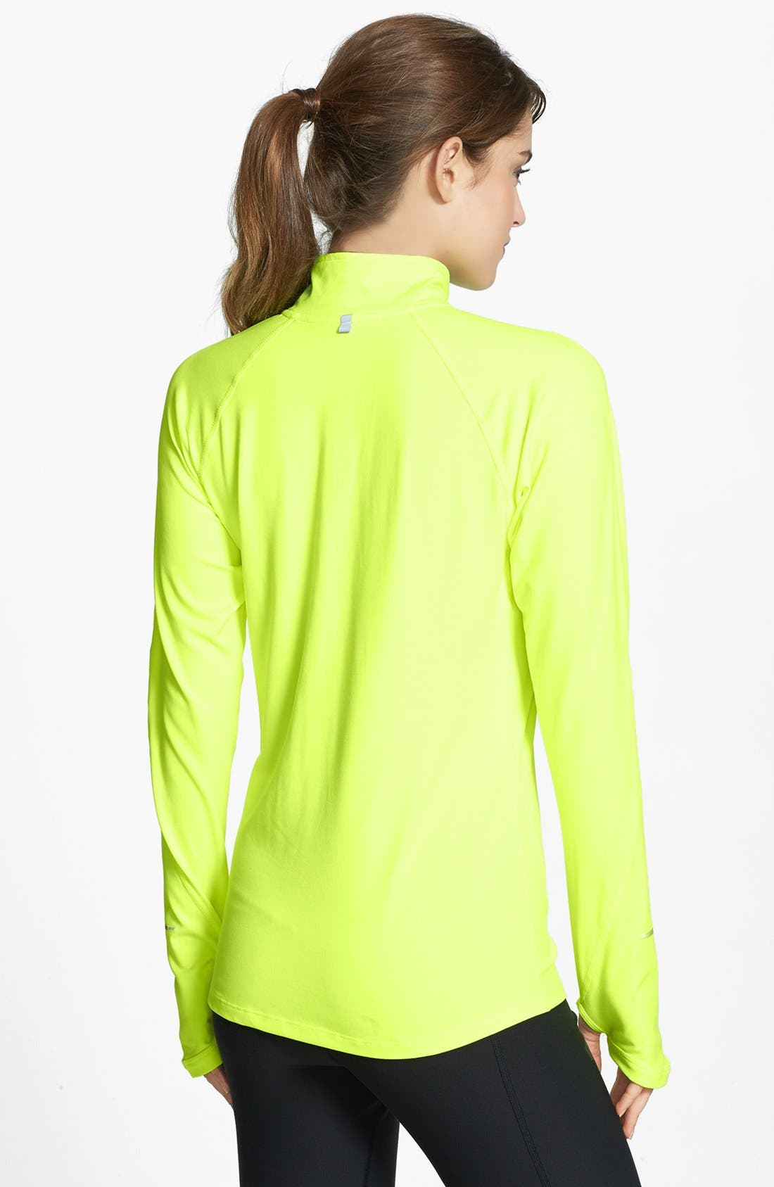 Alternate Image 2  - Nike 'Element' Half Zip Top