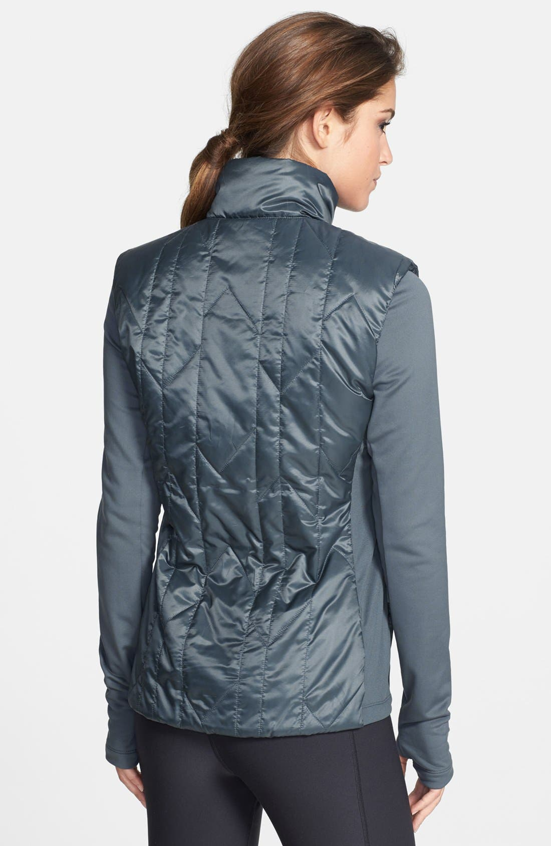 Alternate Image 2  - Nike 'Bowerman' PrimaLoft® Hybrid Jacket