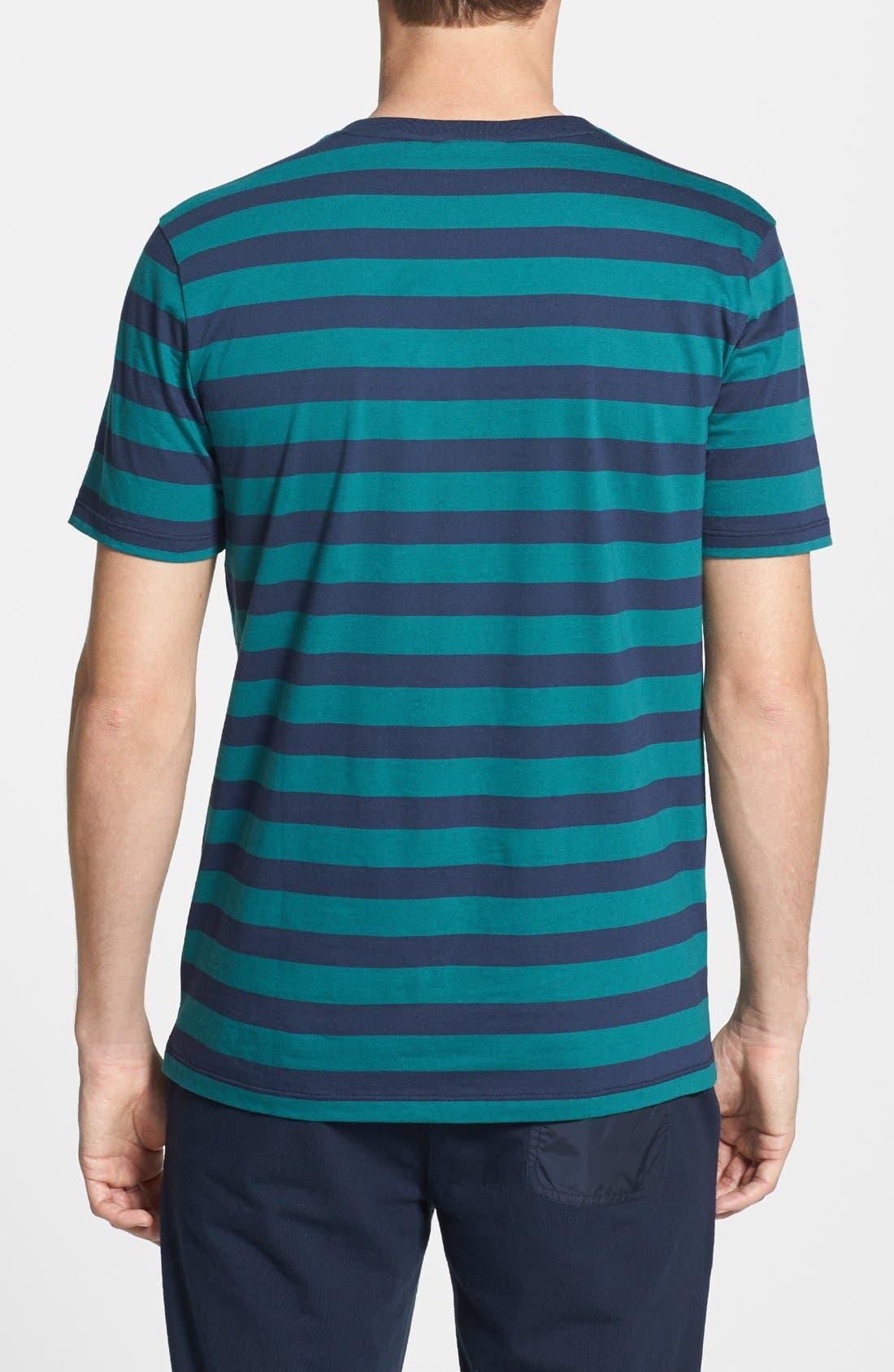 Alternate Image 2  - HUGO 'Dimbu' V-Neck T-Shirt