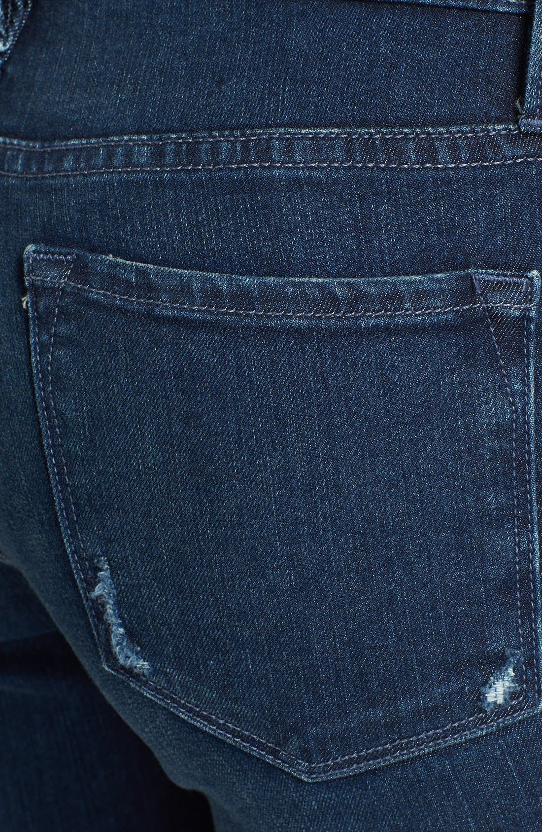 Alternate Image 3  - Frame Denim 'Le Skinny de Jeanne' Jeans (Runyon Canyon)