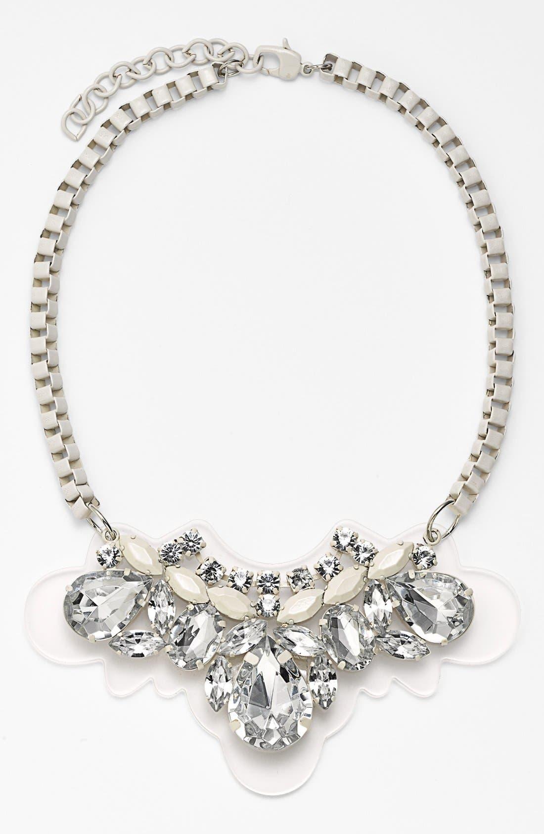 Main Image - Tasha Statement Bib Necklace