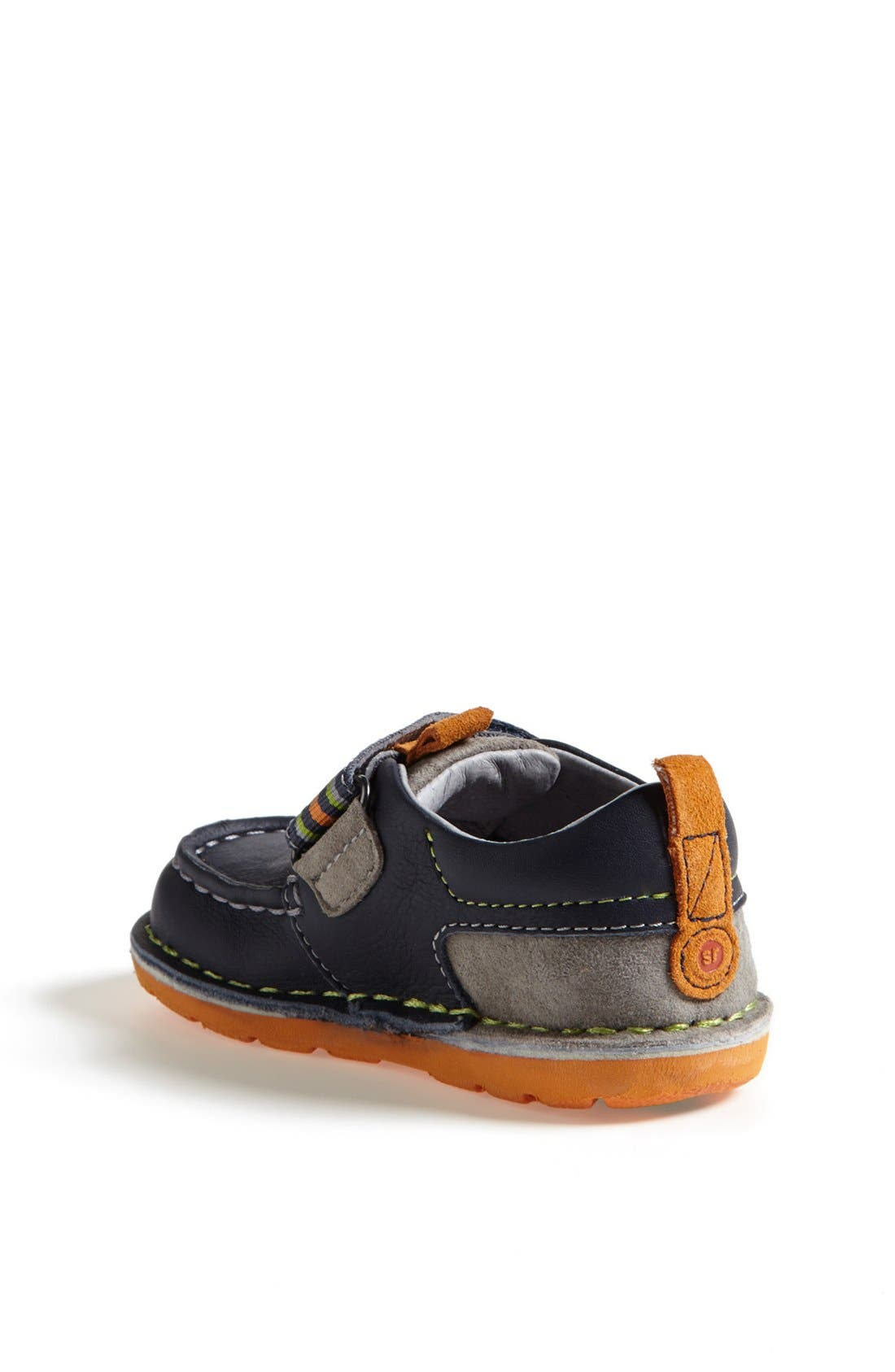 Alternate Image 2  - Stride Rite 'Medallion Collection - Dane' Slip-On (Baby, Walker & Toddler)