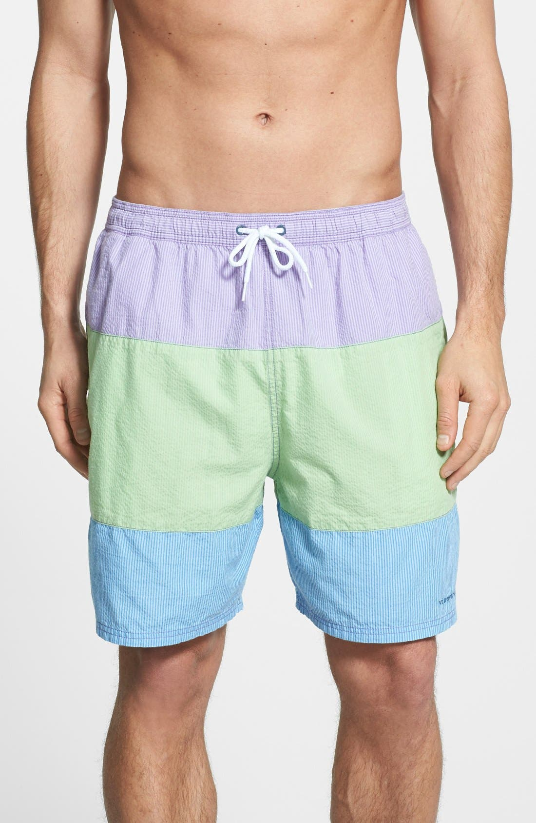 Main Image - Vineyard Vines 'Bungalow' Swim Trunks