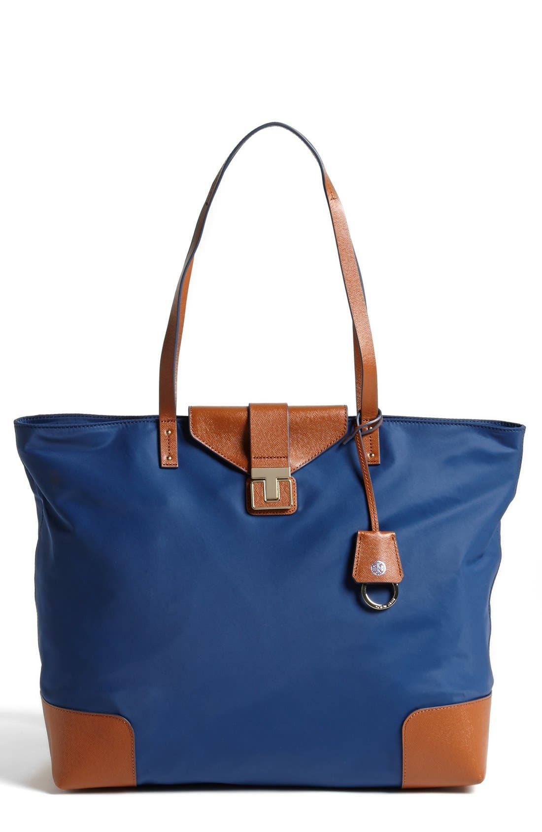 Alternate Image 1 Selected - Tory Burch 'Penn' Nylon Tote, Large