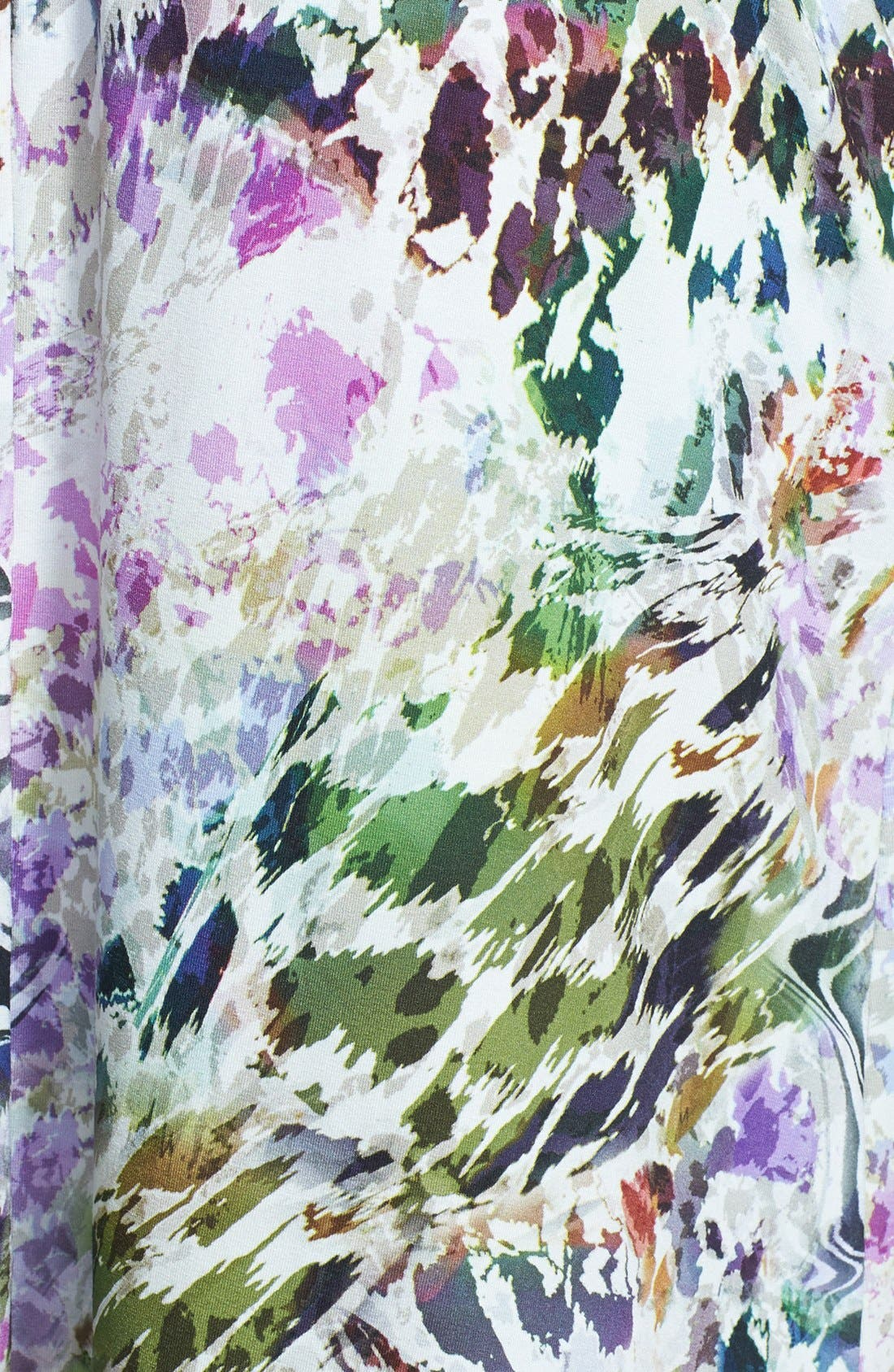 Alternate Image 5  - Japanese Weekend Maternity Maxi Skirt