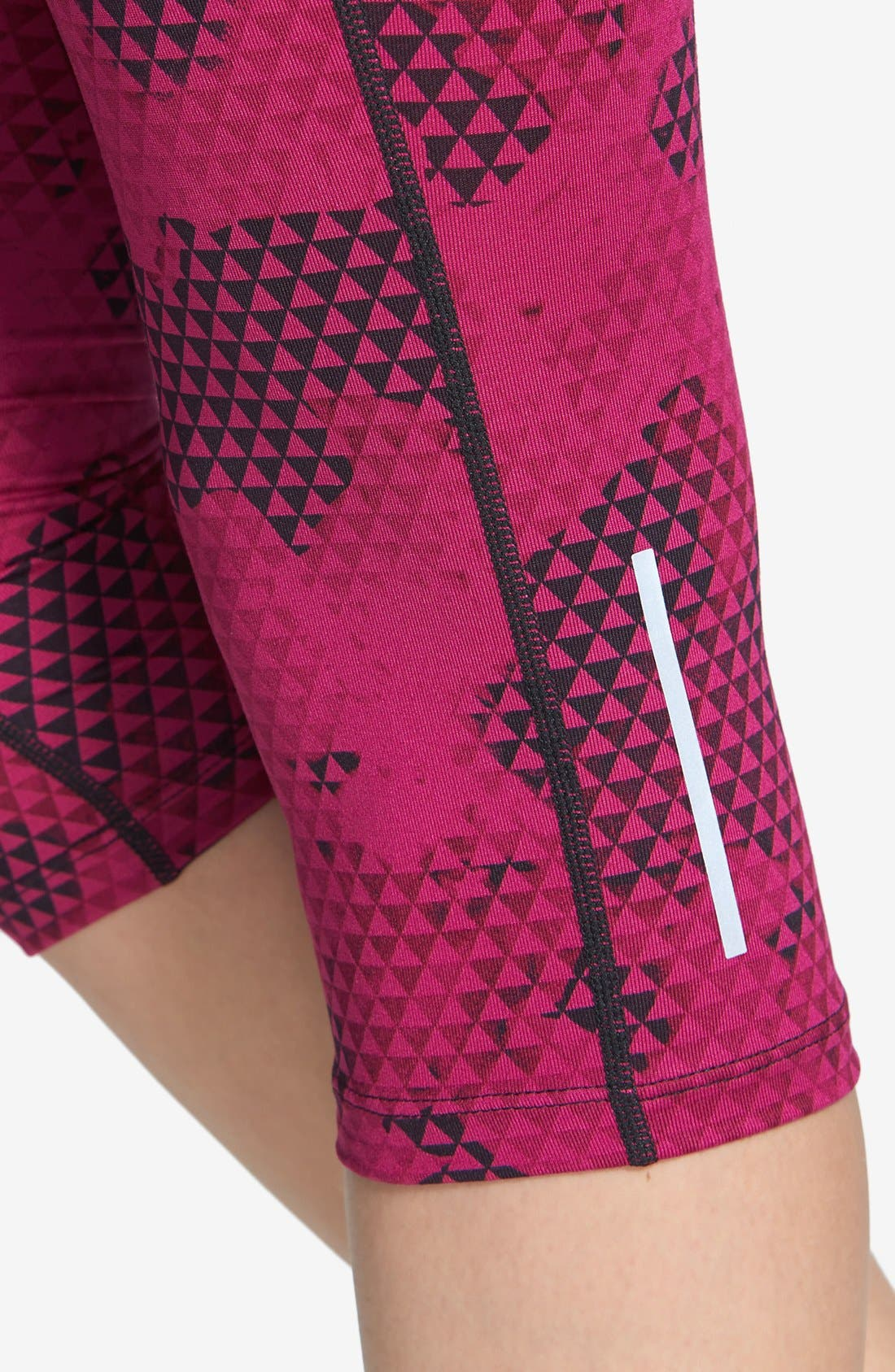 Alternate Image 6  - Nike 'Epic Run' Dri-FIT Print Capris