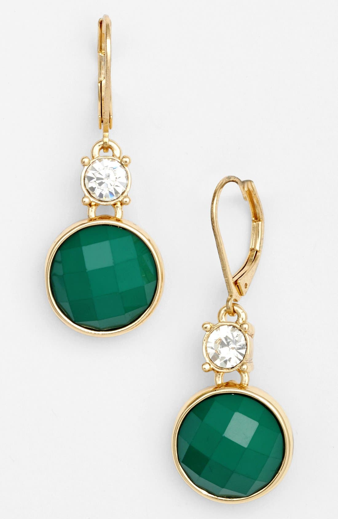 Main Image - Anne Klein Drop Earrings