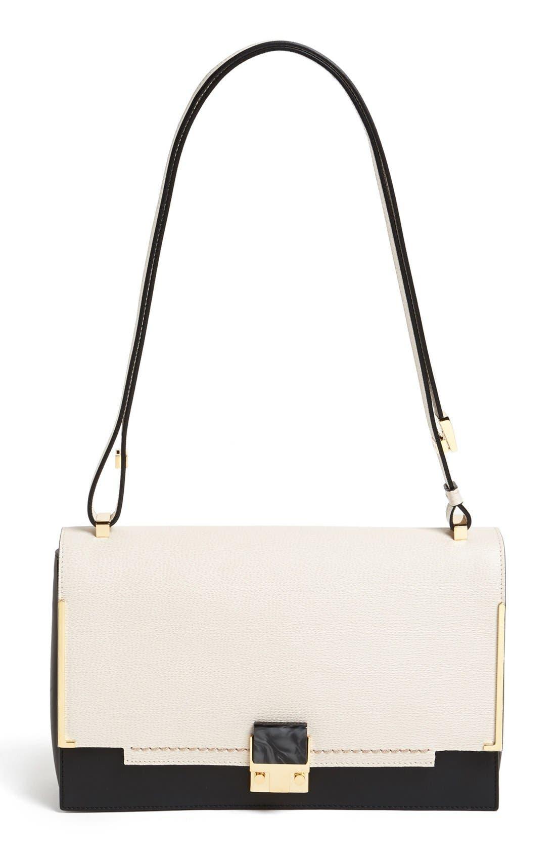 Main Image - Lanvin 'Medium Partition' Shoulder Bag