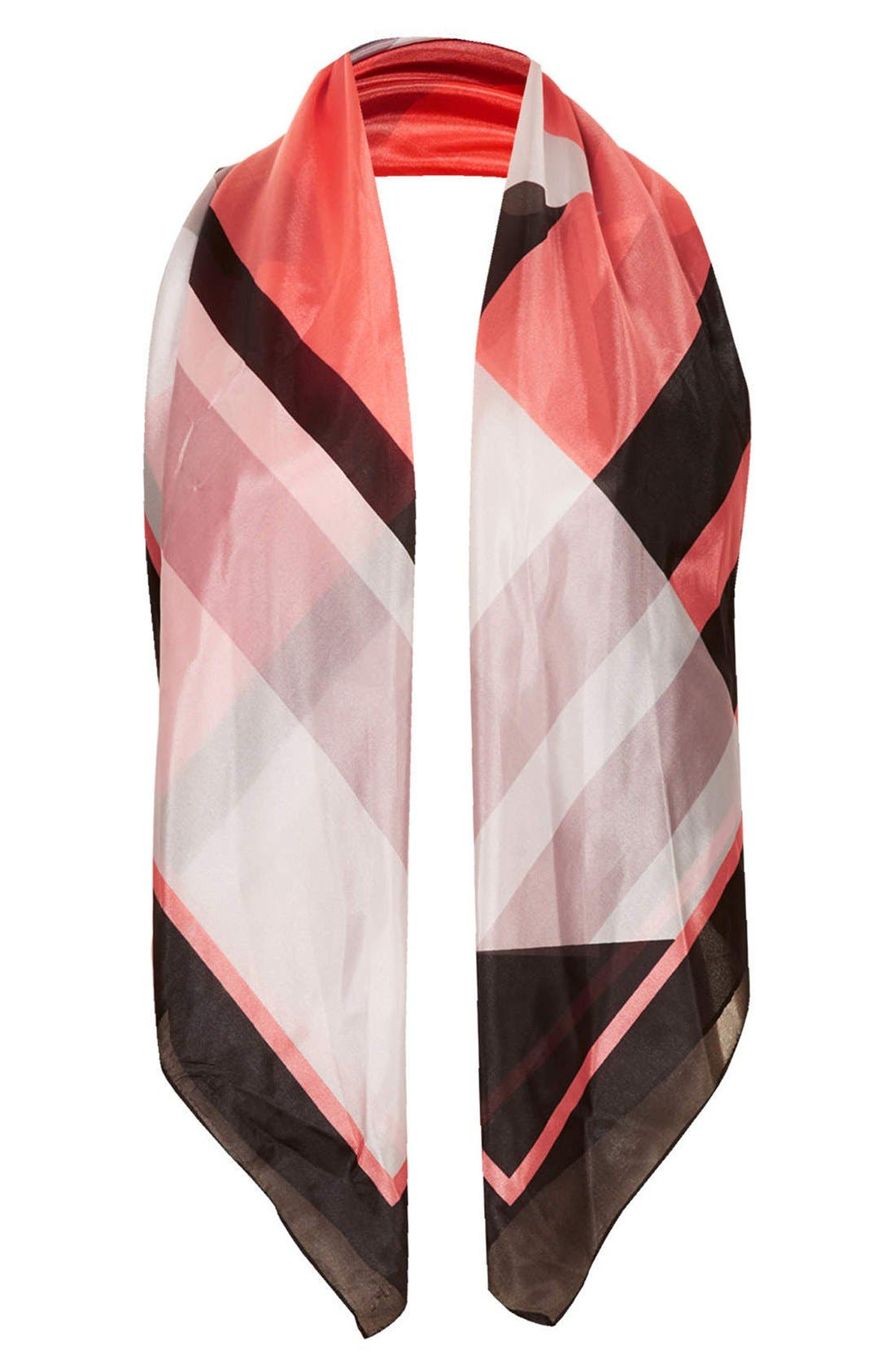 Alternate Image 1 Selected - Topshop Geo Square Scarf
