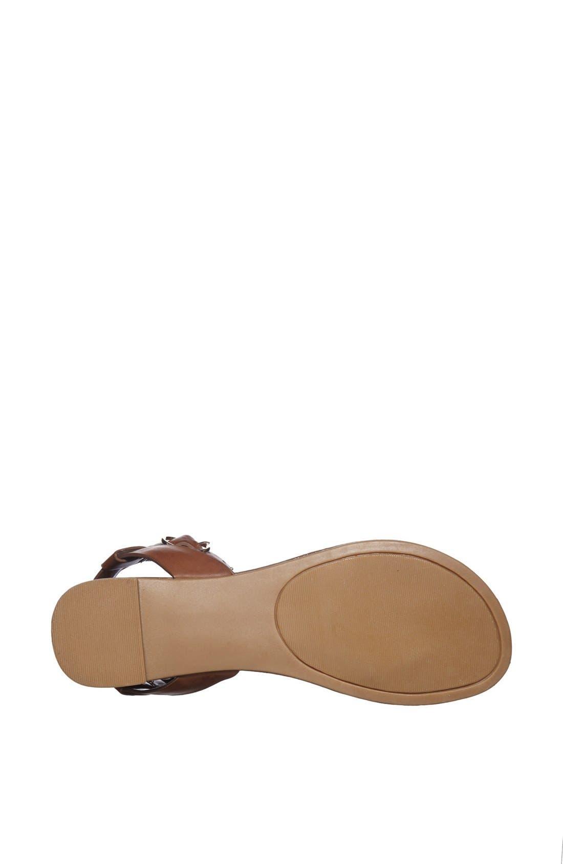 Alternate Image 4  - Steve Madden 'Zeta' Studded Sandal