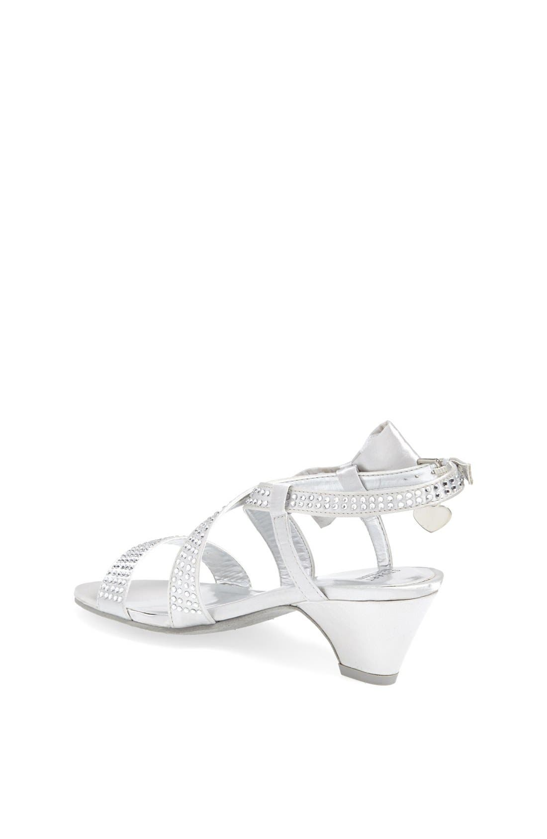 Alternate Image 2  - Stuart Weitzman 'Verna Janie' Sandal (Little Kid & Big Kid)