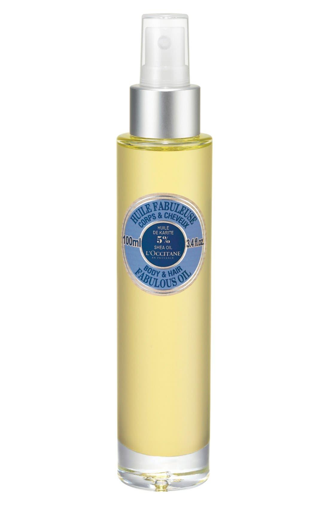 L'Occitane 'Shea Fabulous' Dry Oil