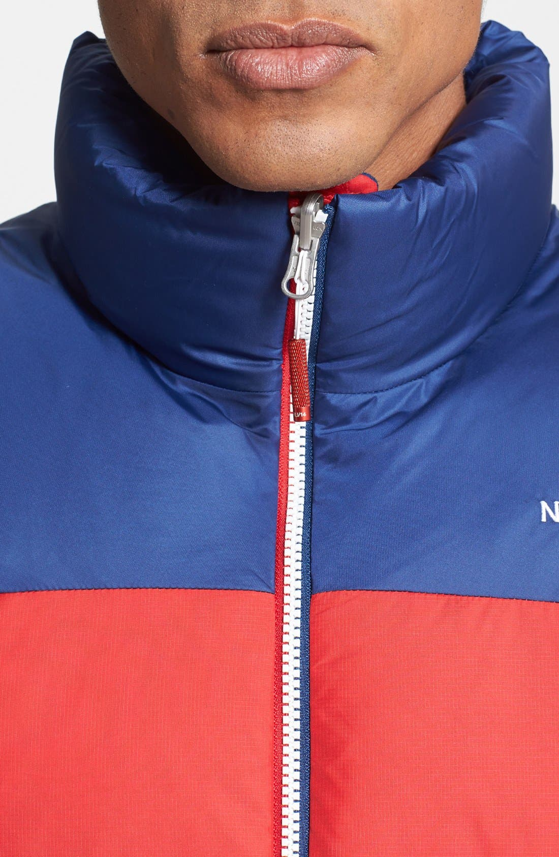 Alternate Image 5  - The North Face 'Nuptse' Colorblocked Down Vest