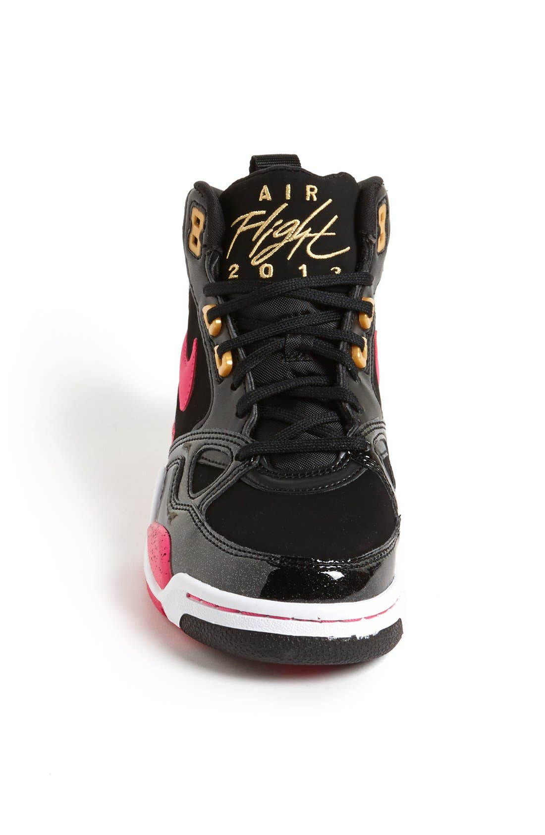 Alternate Image 4  - Nike 'Flight '13 Mid' Sneaker (Women)