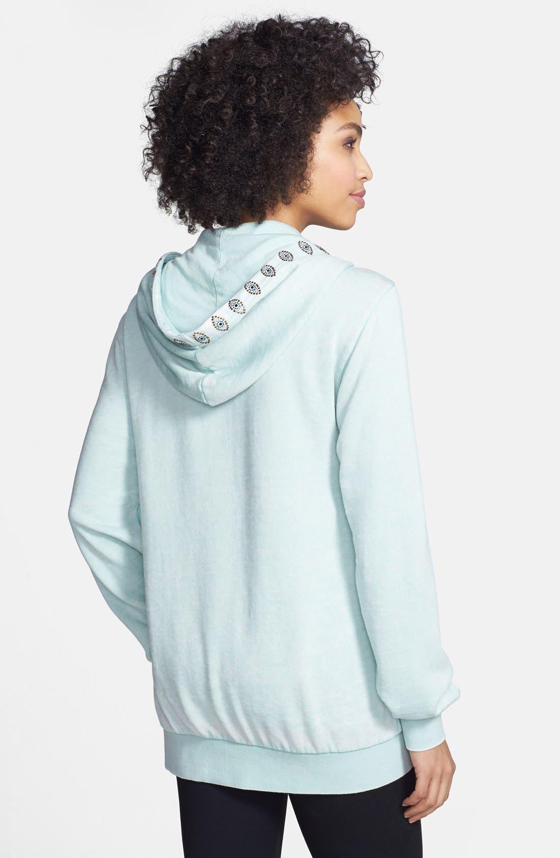 Alternate Image 1 Selected - Kings of Cole Full Zip Hooded Sweatshirt
