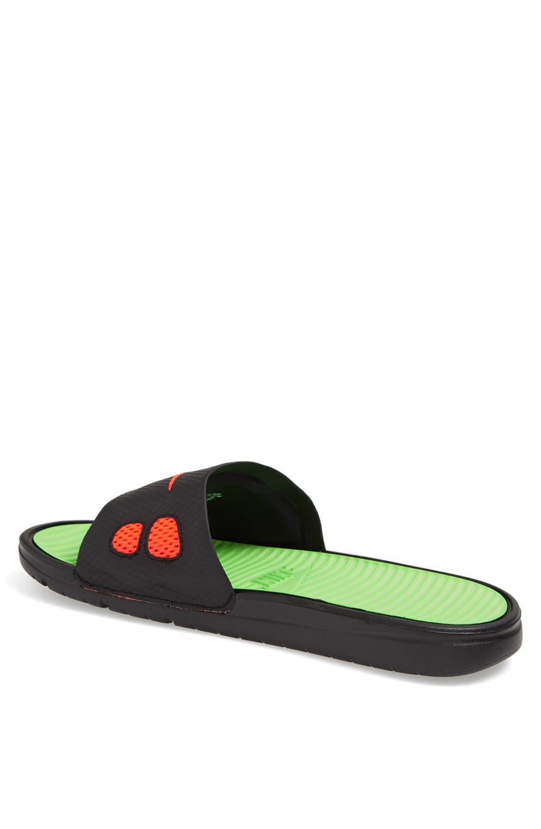 Alternate Image 2  - Nike 'Benassi SolarSoft' Sandal
