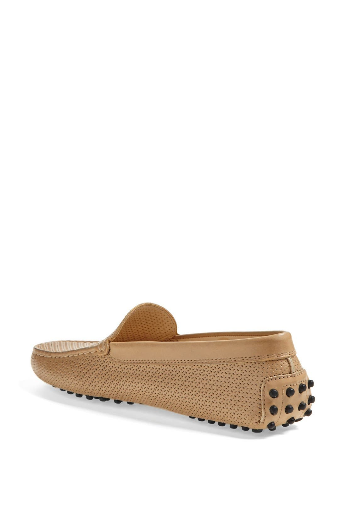 Alternate Image 2  - Tod's 'Gommini' Perforated Leather Driving Moccasin