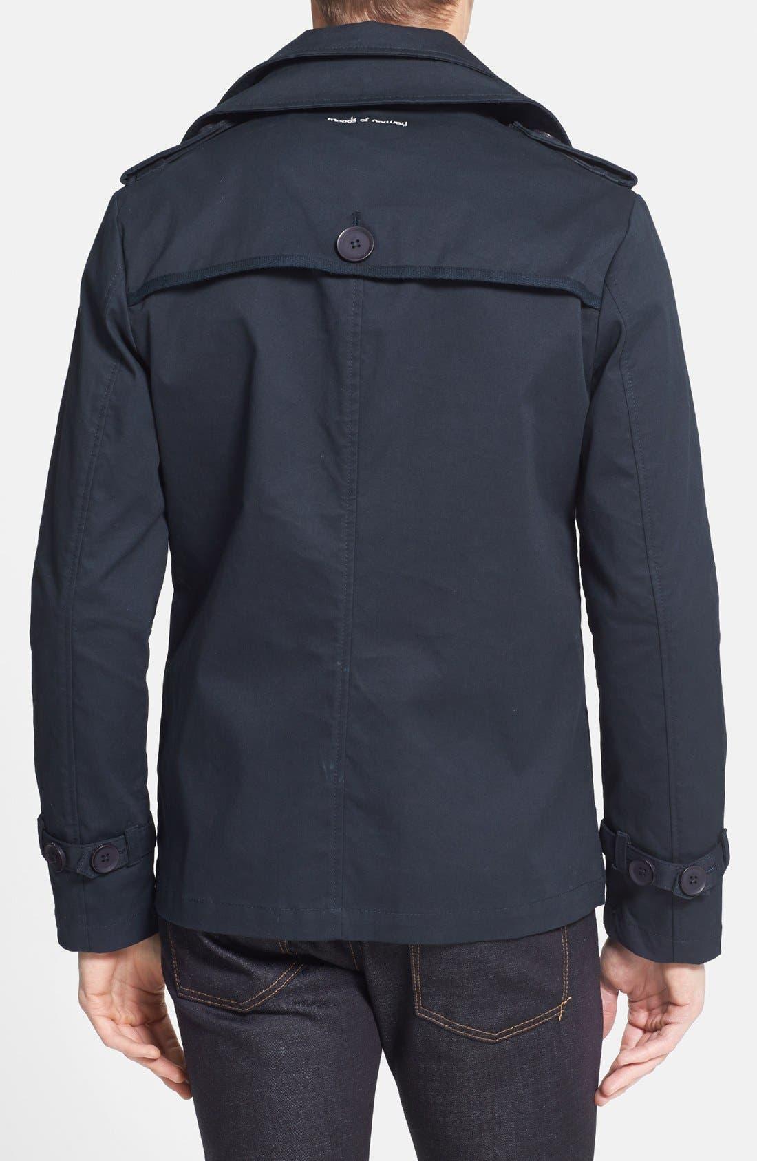 Alternate Image 2  - Moods of Norway 'Jan Engil' Double Breasted Cotton Jacket
