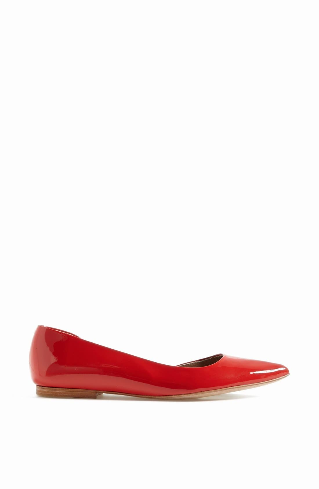 Alternate Image 4  - Kurt Geiger London 'Primrose' Skimmer Flat (Online Only)