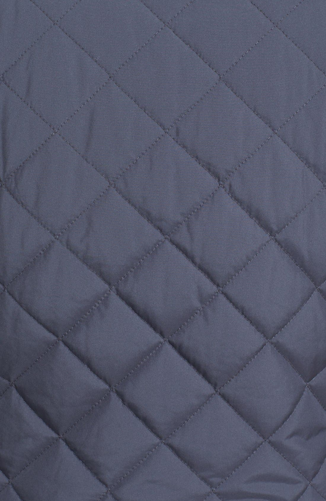 Alternate Image 4  - Brooks Brothers Reversible Quilted Vest