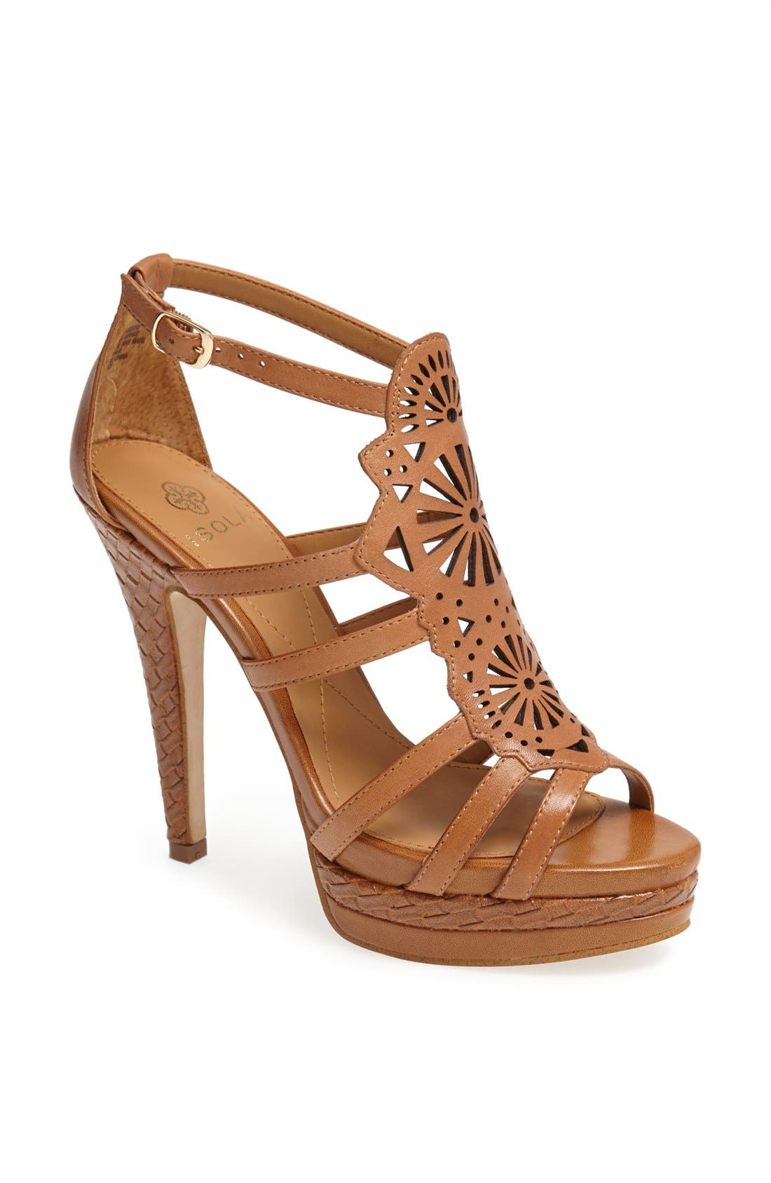 Alternate Image 1 Selected - ISOLA DELANNA SANDAL