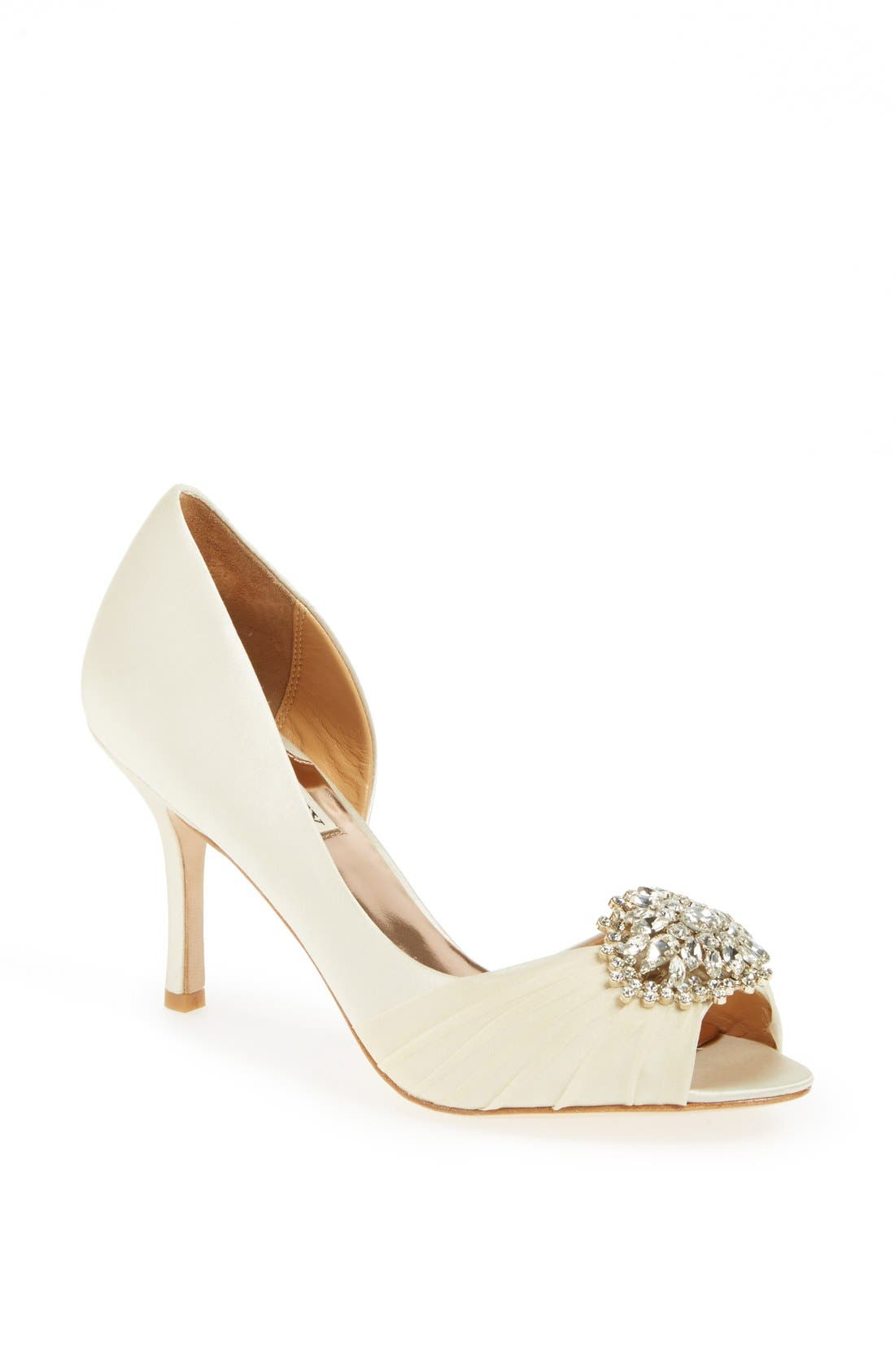 Alternate Image 1 Selected - Badgley Mischka 'Pearson' Pump