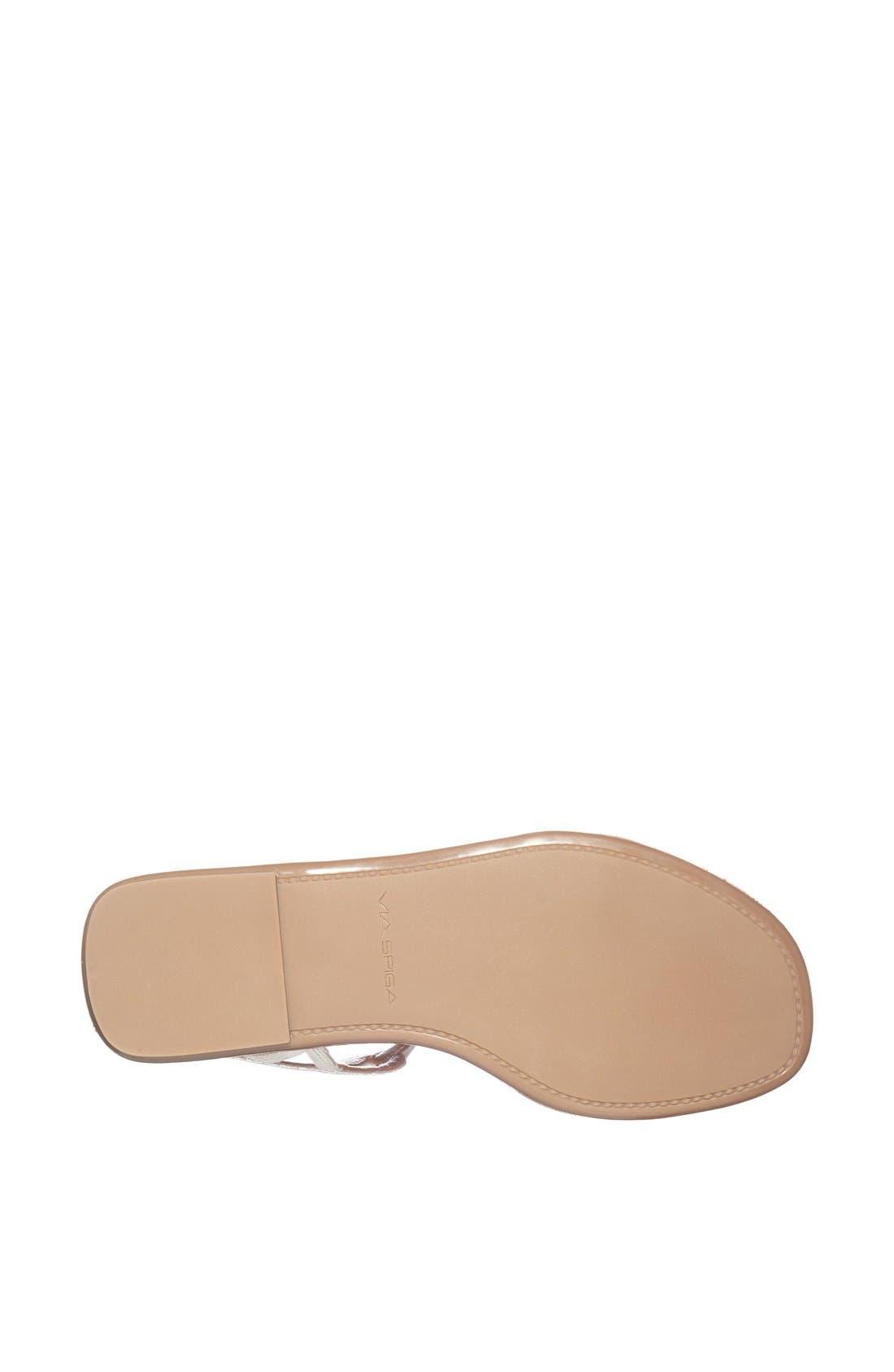 Alternate Image 4  - Via Spiga 'Delila' Sandal