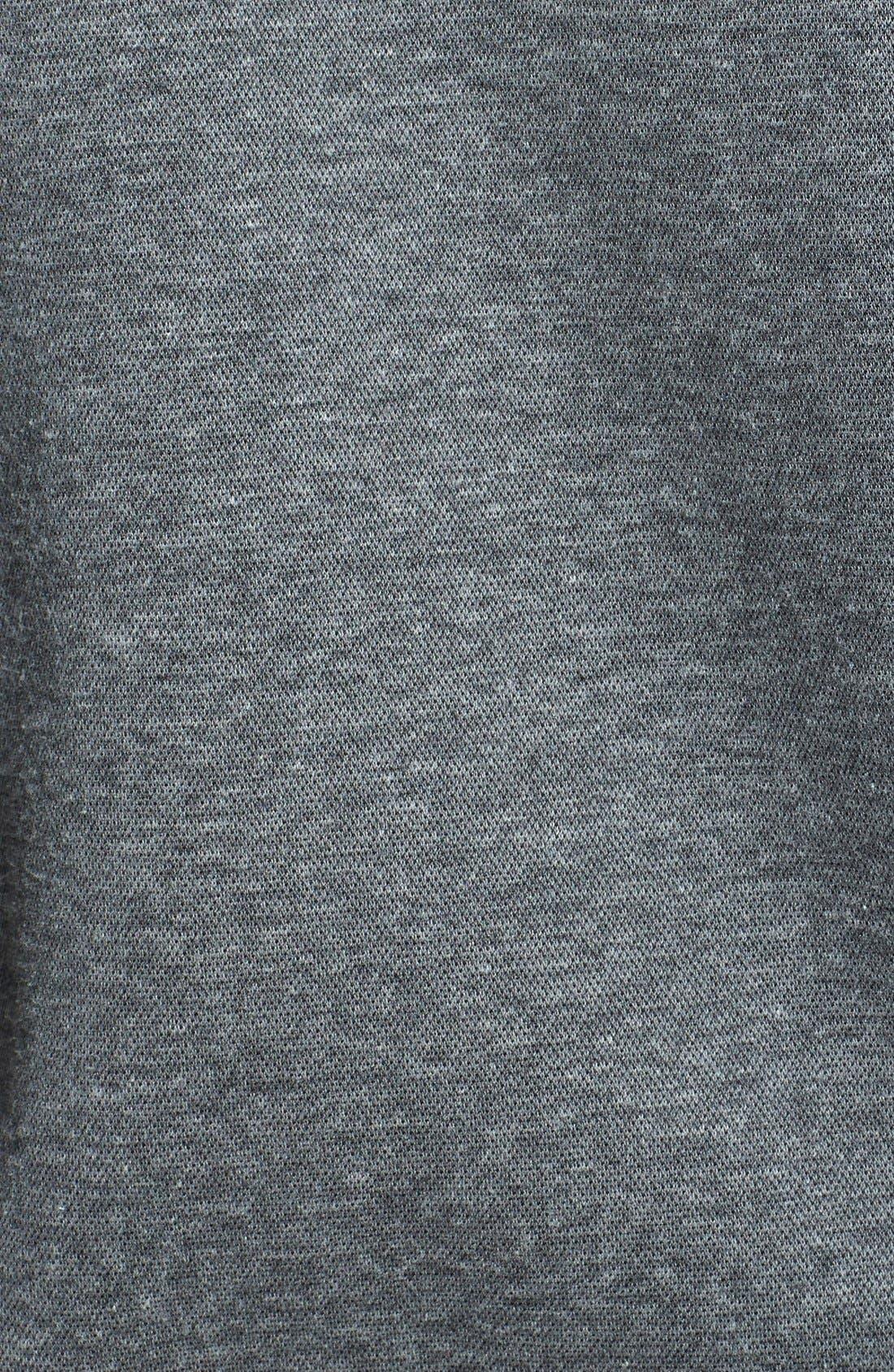 Alternate Image 3  - Burton 'Distill' Water Resistant Full Zip Hoodie