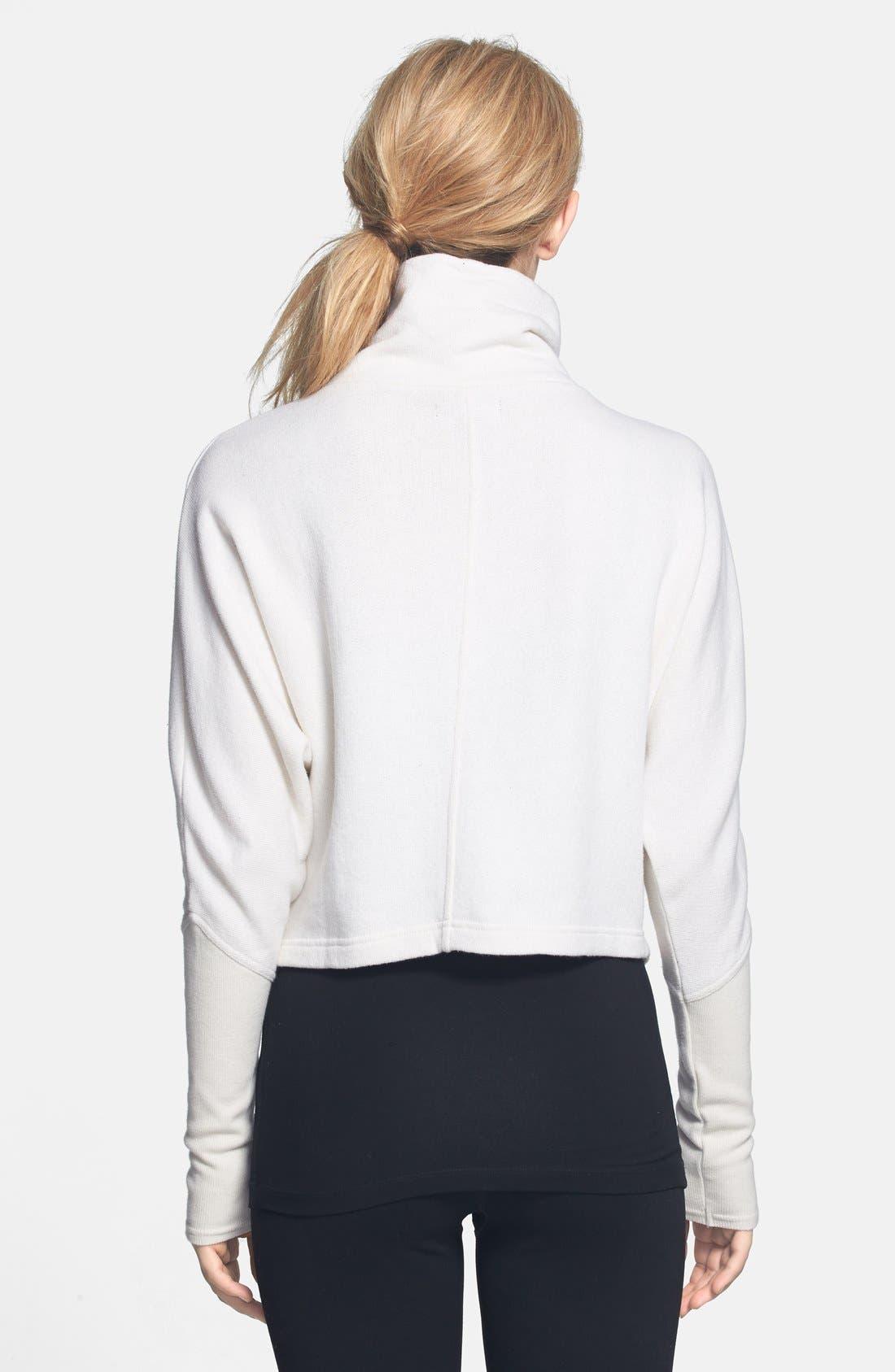 Alternate Image 2  - Alo 'Ravine' Shawl Sweater (Online Only)
