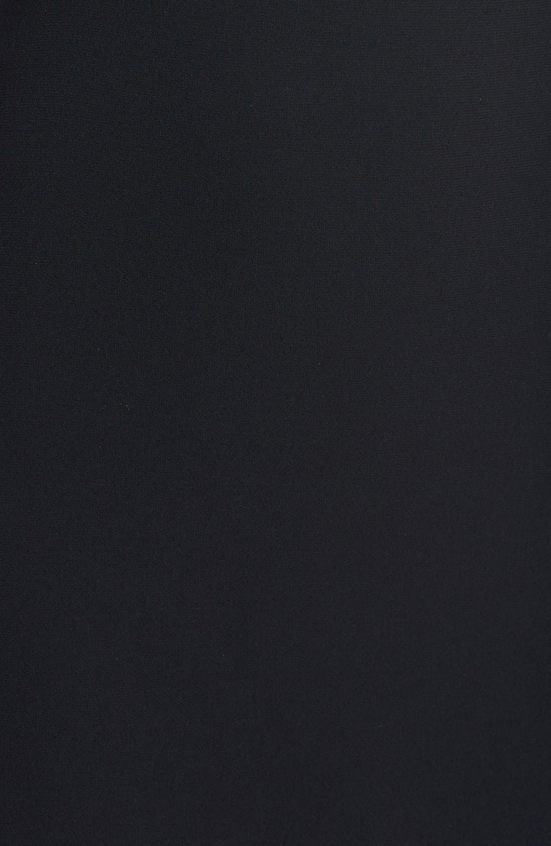 Alternate Image 3  - Jill Jill Stuart Illusion Crepe Gown