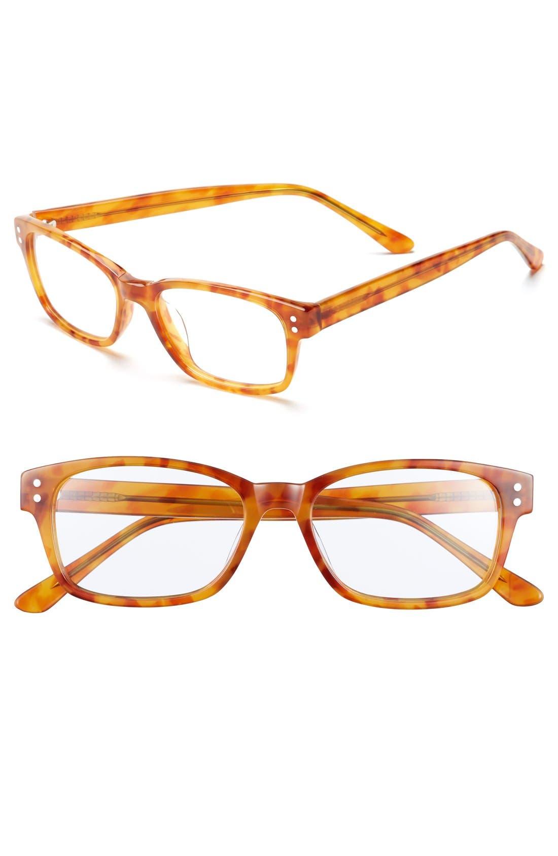 Alternate Image 1 Selected - Corinne McCormack 'Havana Edie' 51mm Reading Glasses