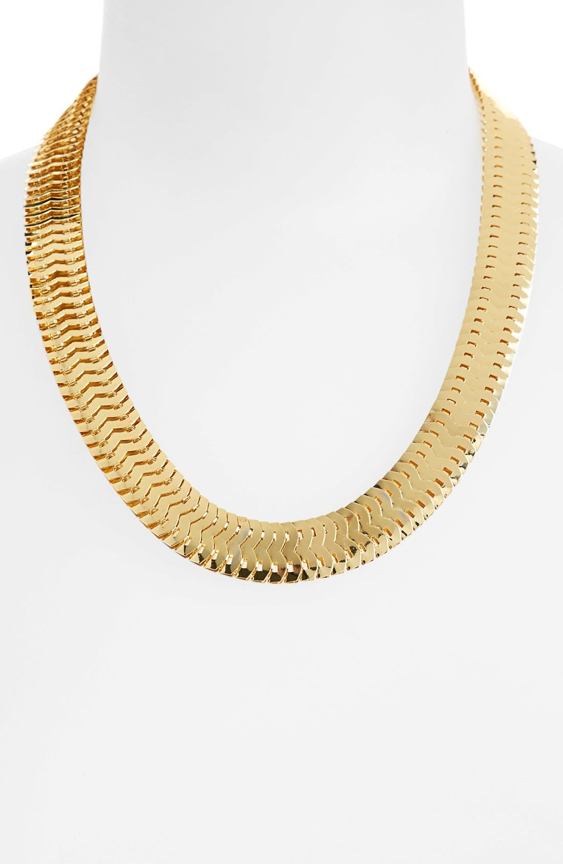 Alternate Image 1 Selected - Topshop Articulated Collar