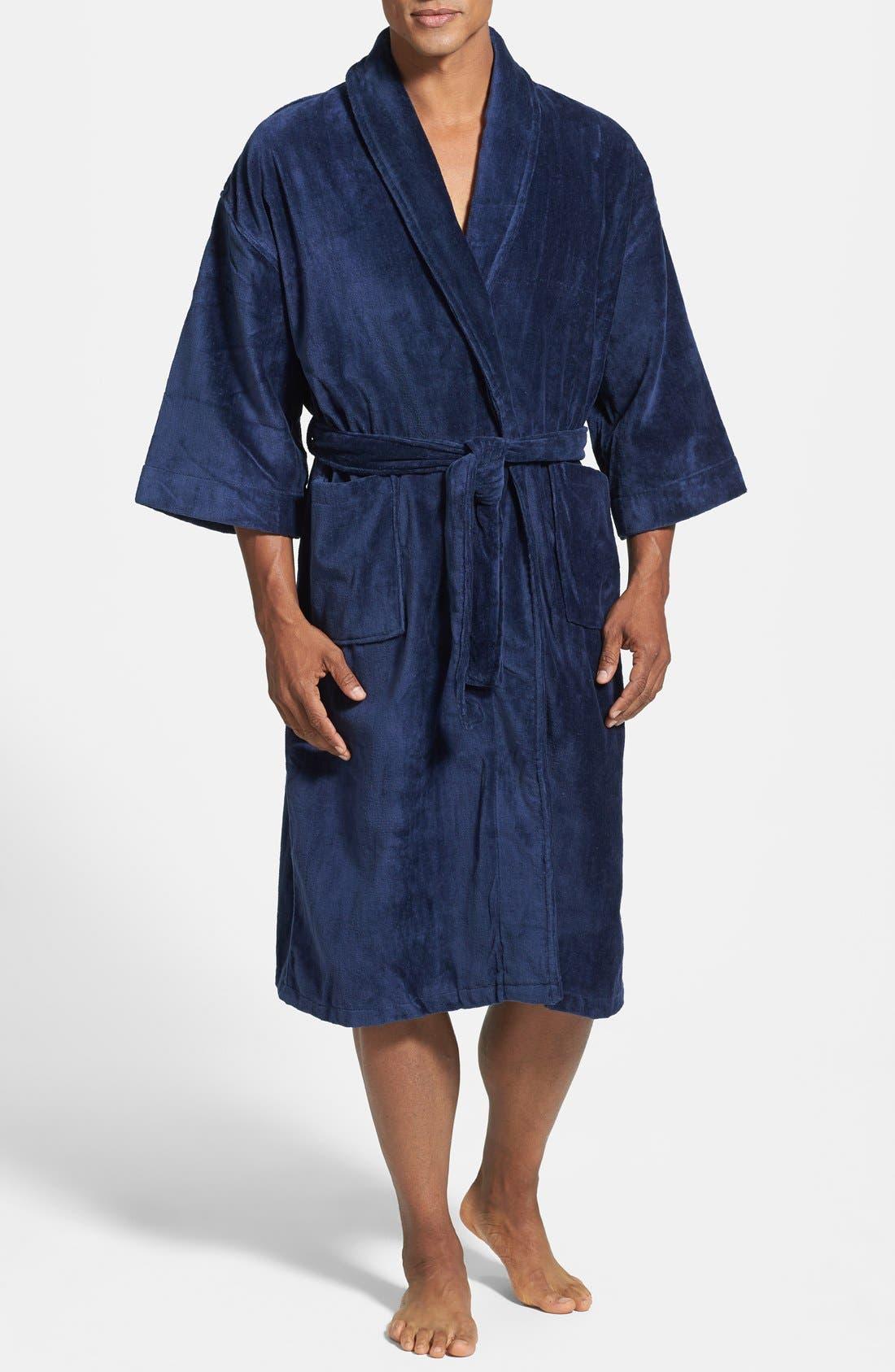 Alternate Image 1 Selected - Majestic International Terry Velour Robe