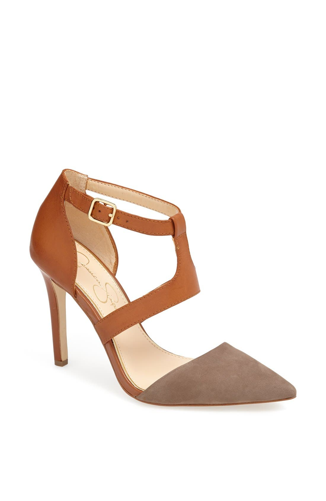 Alternate Image 1 Selected - Jessica Simpson 'Campsonne' Pump