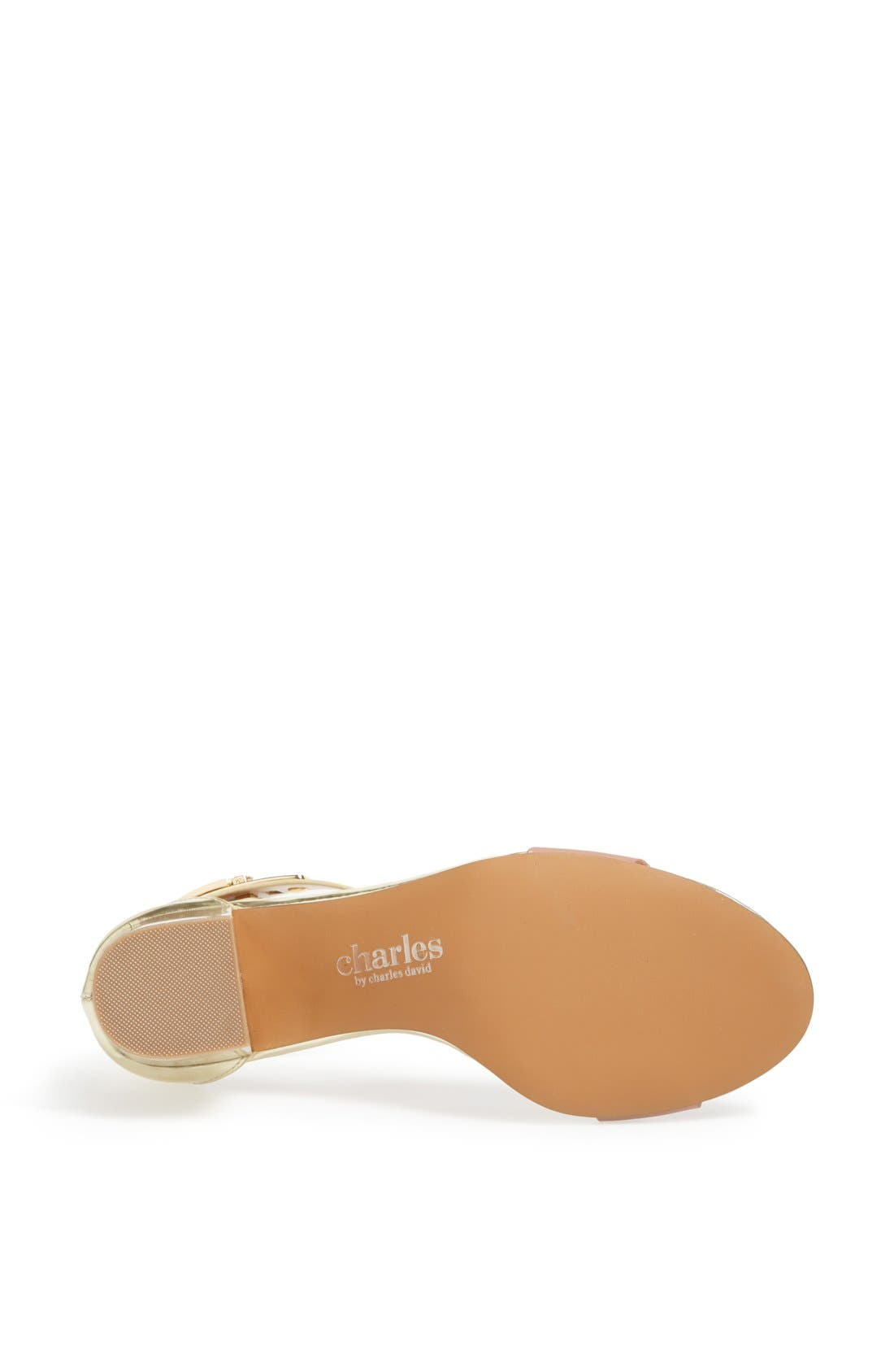 Alternate Image 4  - Charles by Charles David 'Glory' Sandal