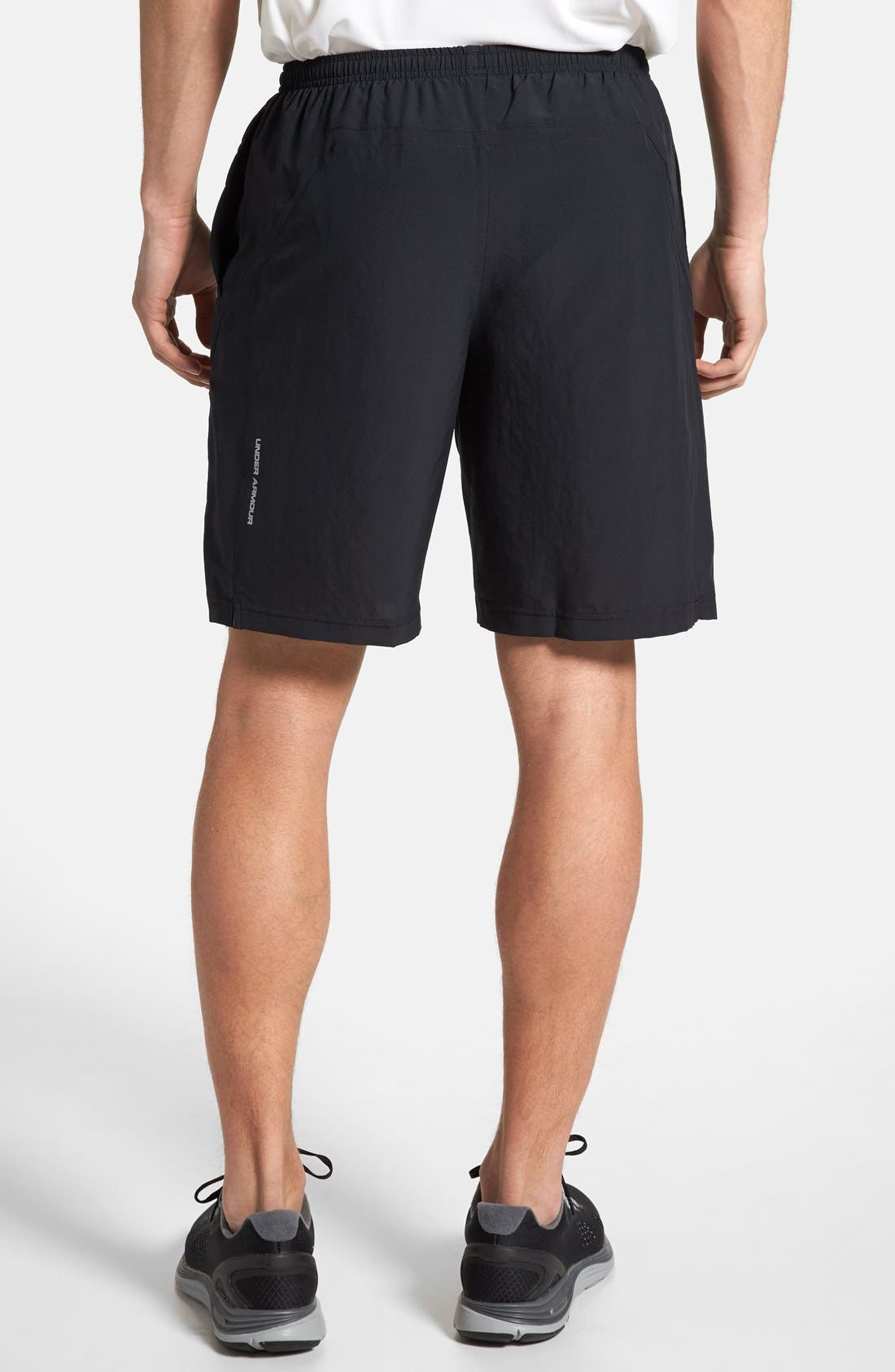 Alternate Image 2  - Under Armour 'Escape' Woven Shorts