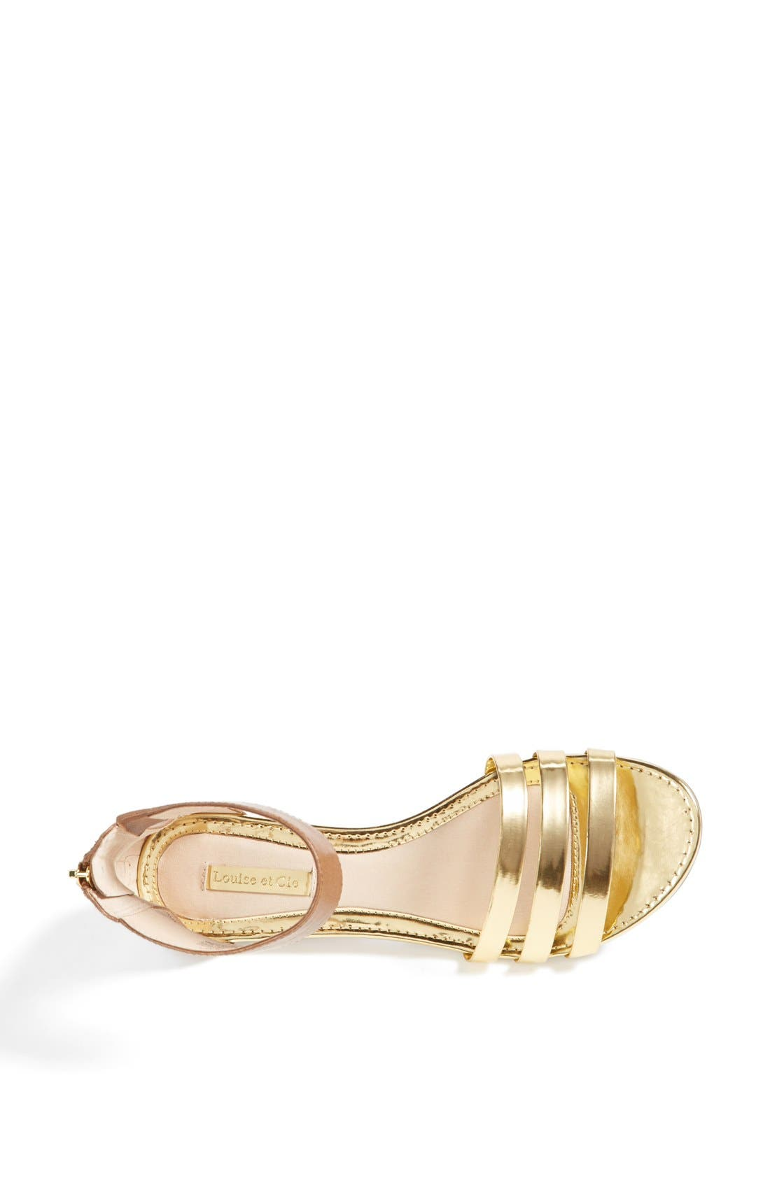 Alternate Image 3  - LOUISE ET CIE OROYO WEDGE SANDAL