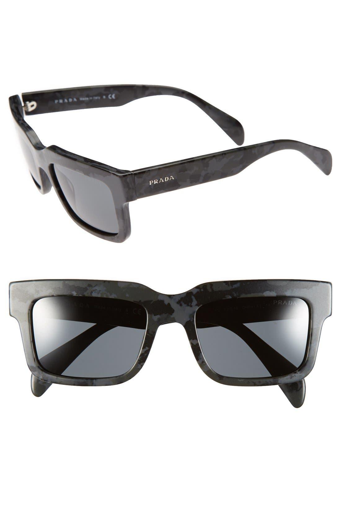 Main Image - kensie 'Kinley' 53mm Polarized Sunglasses