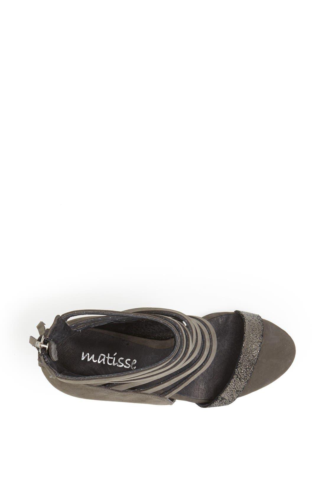 Alternate Image 3  - Matisse 'Kindred' Suede Sandal