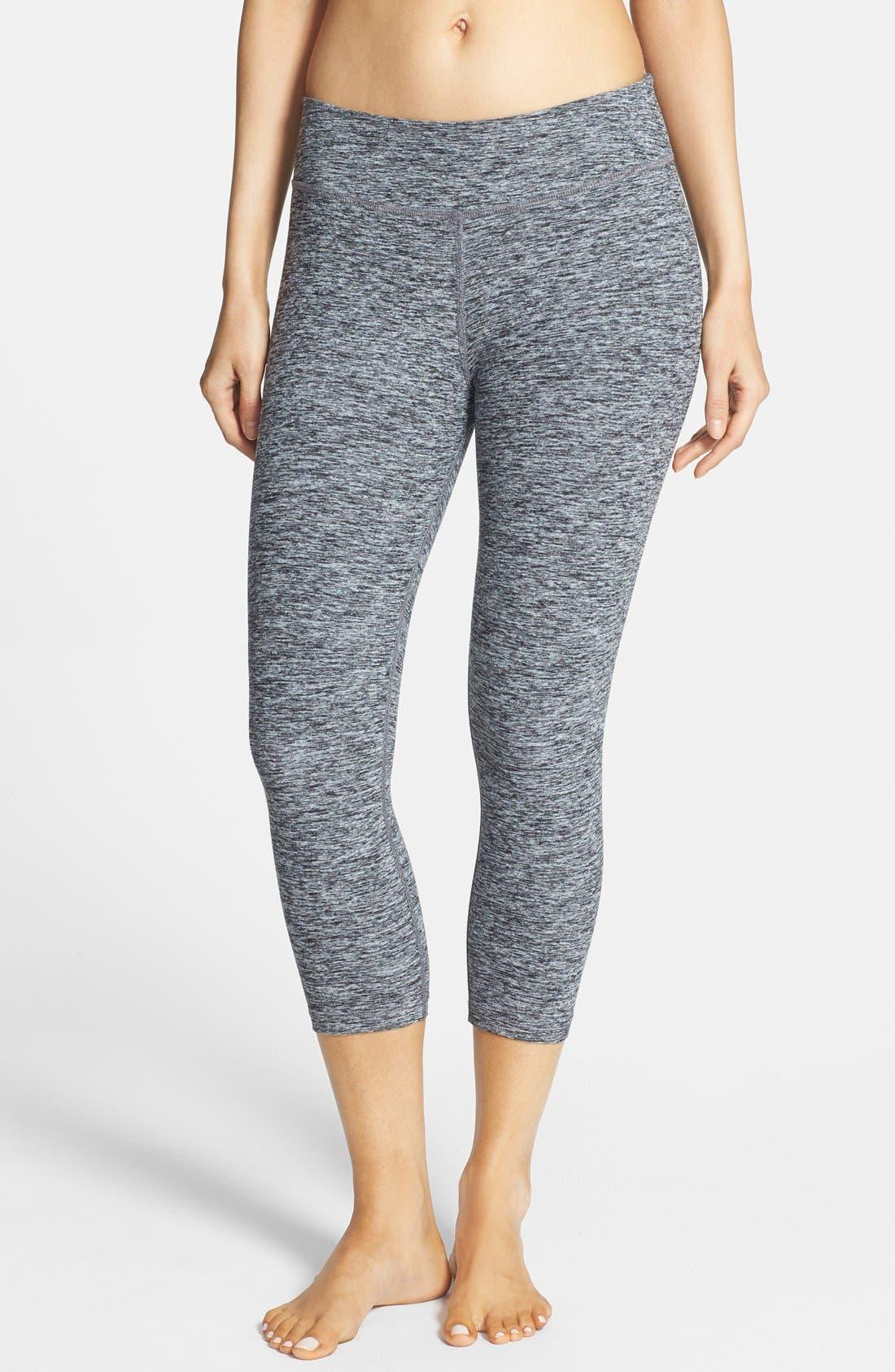 Main Image - Beyond Yoga Capri Leggings