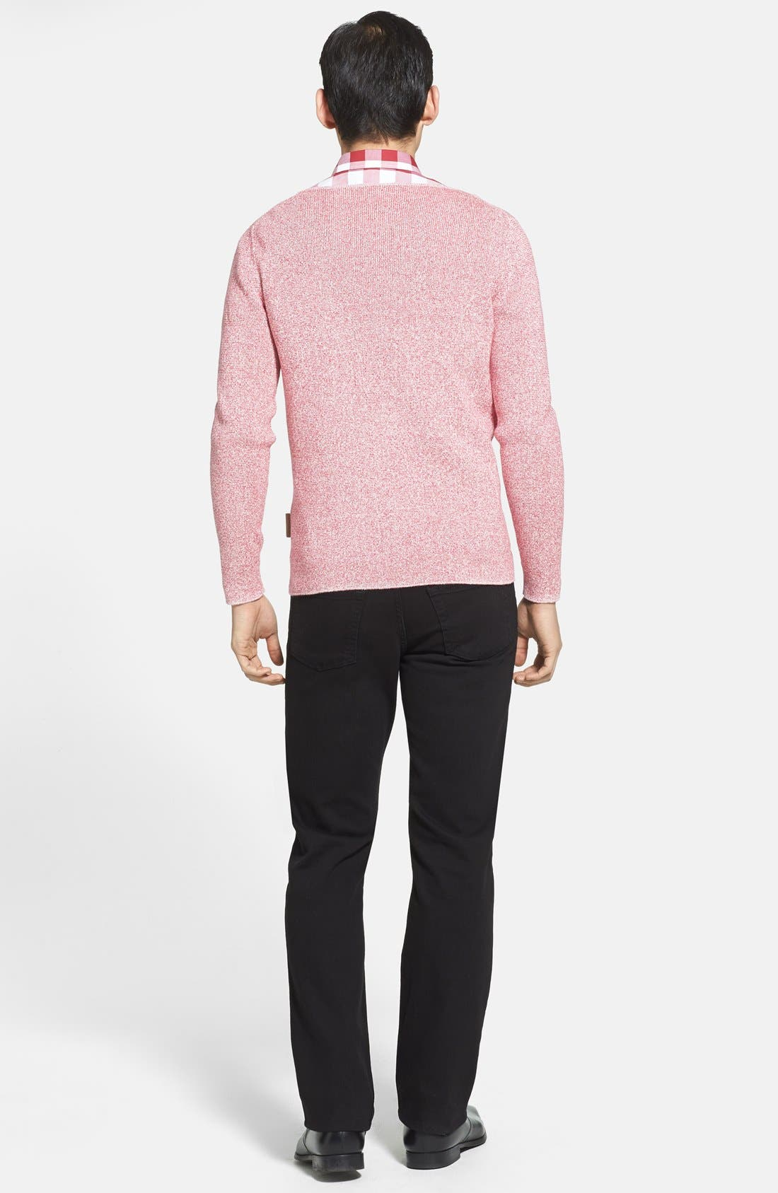 Alternate Image 5  - Burberry Brit 'Hammonds' Modern Fit Knit Sweater