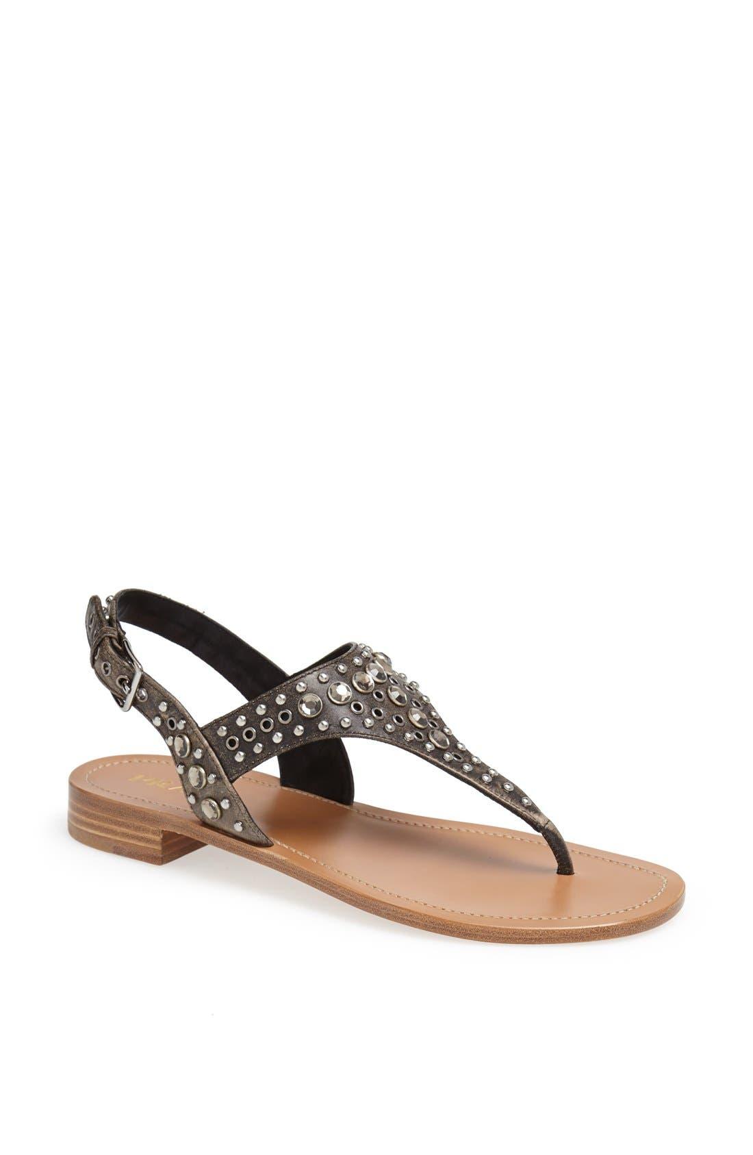 Alternate Image 1 Selected - Prada Studded Sandal