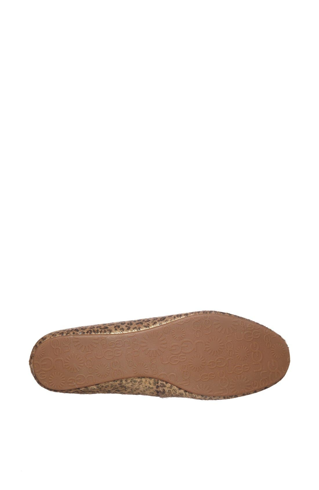 Alternate Image 4  - UGG® Australia 'Alloway' Slipper (Women)