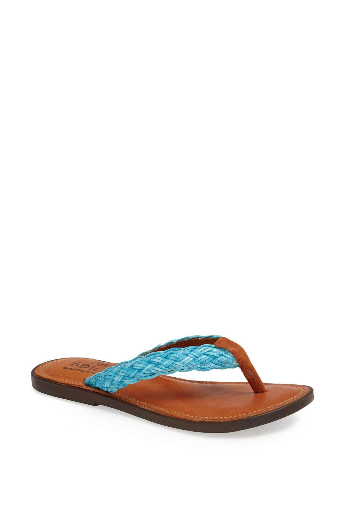 Main Image - Sbicca 'Abalone' Flip Flop