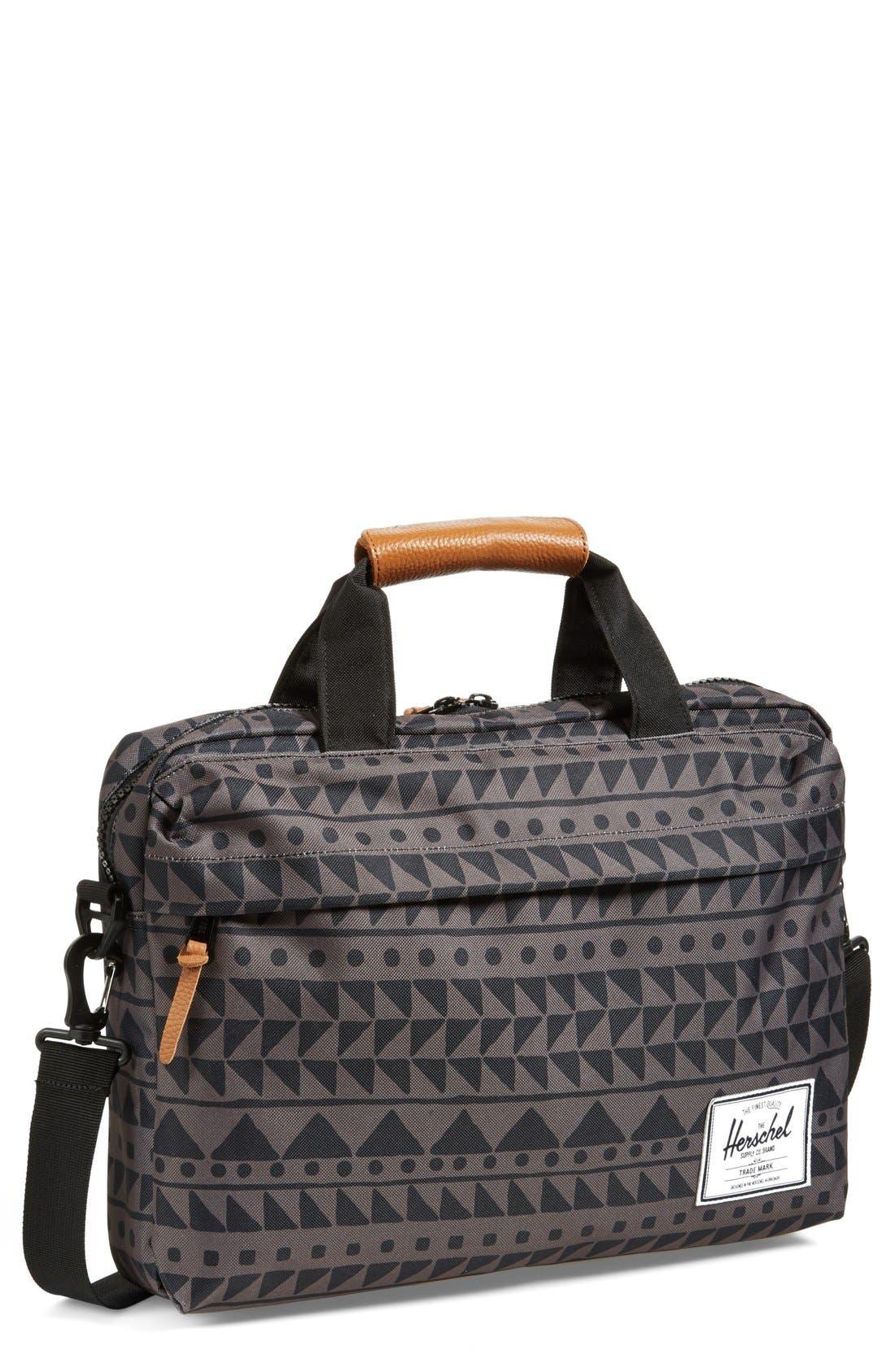 Main Image - Herschel Supply Co. 'Clark' Large Volume Messenger Bag